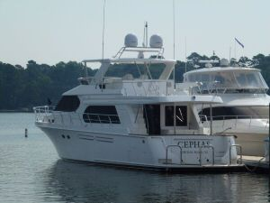 Ocean Alexander 64 Port Side View